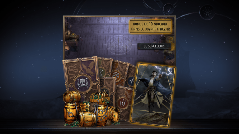 Gwent : l'extension Way of the Witcher annoncée