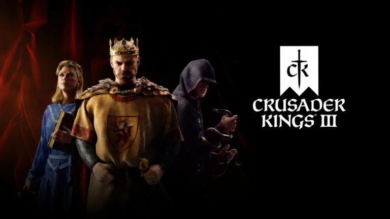 Crusader Kings 3 s'est vendu à plus d'un million de copies sur Steam