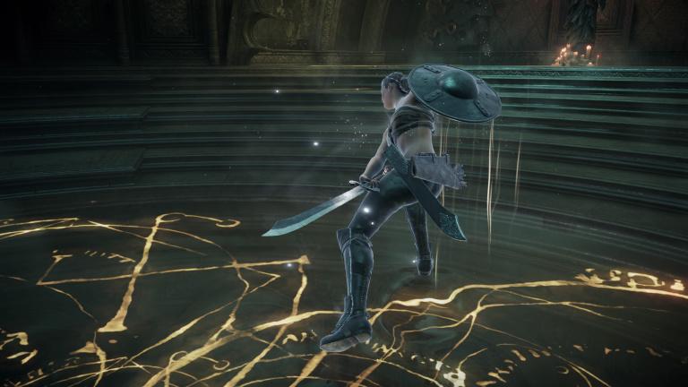 Les épées courbes