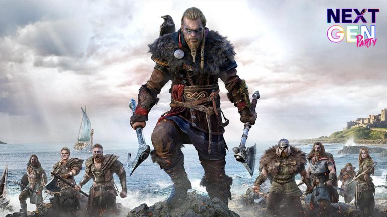 Assassin's Creed Valhalla : Ubisoft annonce un lancement record