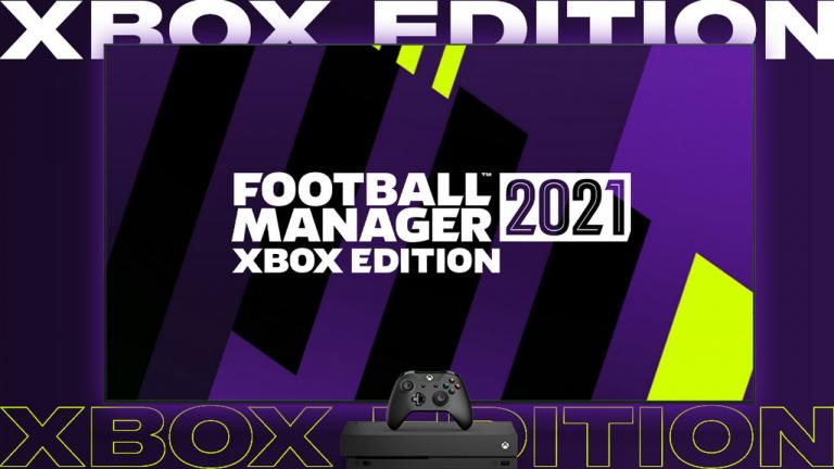 Football Manager 2021 : les versions Xbox et Touch sortiront le 1er décembre