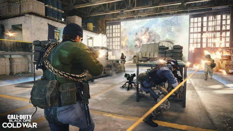 Call of Duty : Black Ops Cold War - Un solo solide, un multi décevant