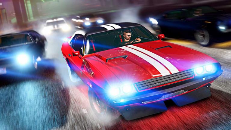 GTA Online : Récompenses triplées dans toutes les courses terrestres et autres bonus