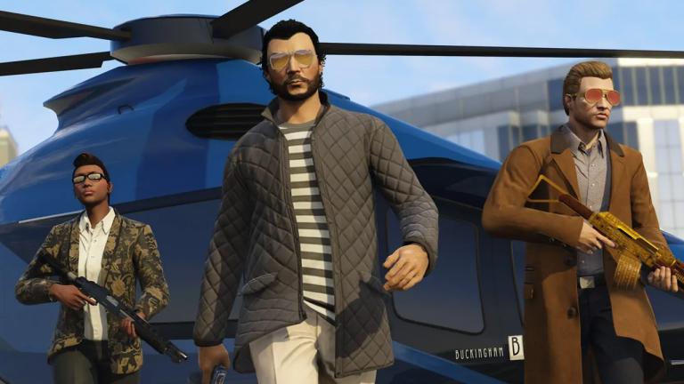 GTA Online : La prochaine grosse mise à jour teasée sur les réseaux