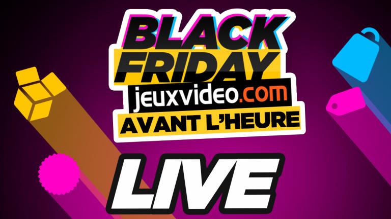 Black Friday 2020 : Date repoussée mais des offres ce vendredi 20 novembre