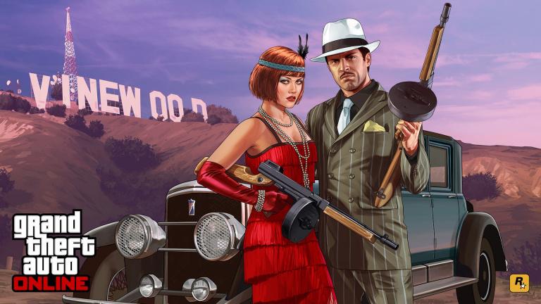 GTA Online donne rendez-vous pour un braquage dans un lieu inédit