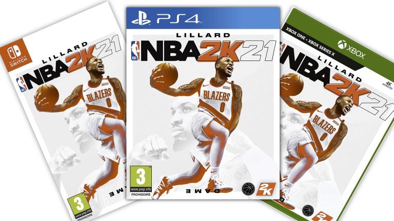 NBA 2K1 à moins de 30 € sur PS4, Xbox One et Switch