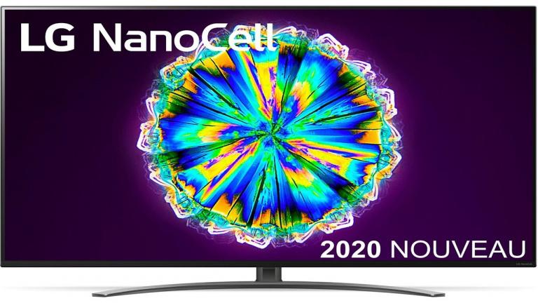 TV LG 55NanoCell 4K HDR 10 à moins de 600€ avant le black friday