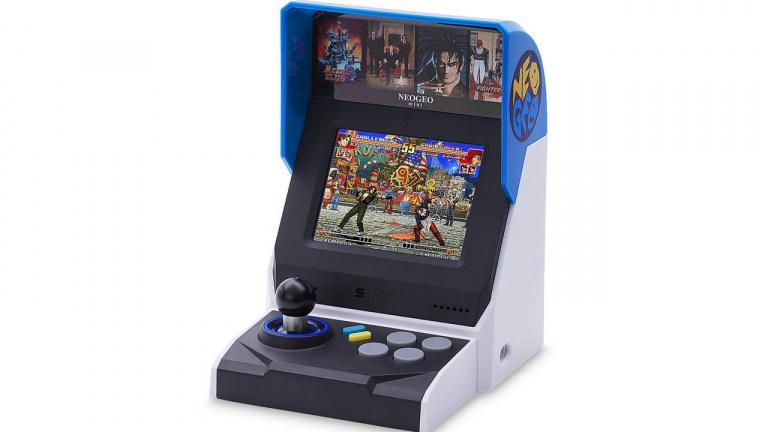 La Neo Geo Mini à 61,89€ au lieu de 99€ avant le début du black friday