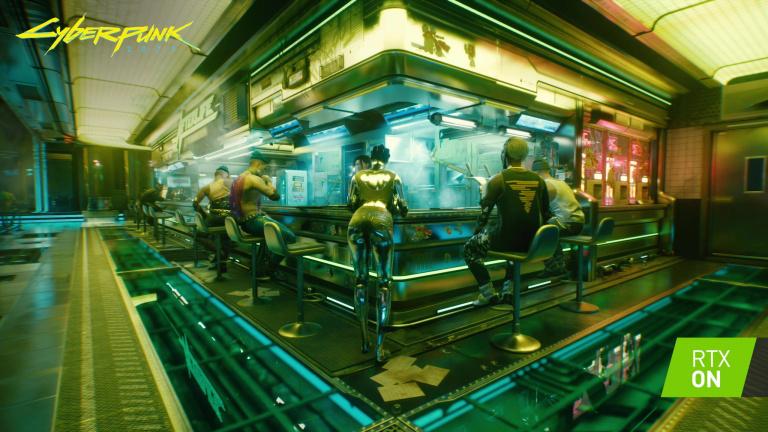 Cyberpunk 2077 : pas de ray tracing sur les GPU AMD au lancement