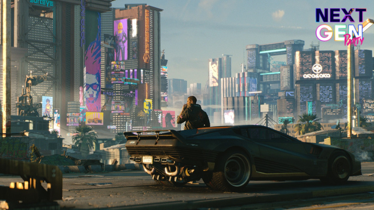 Cyberpunk 2077 : Du gameplay PS4 fuite à cause de copies dans la nature