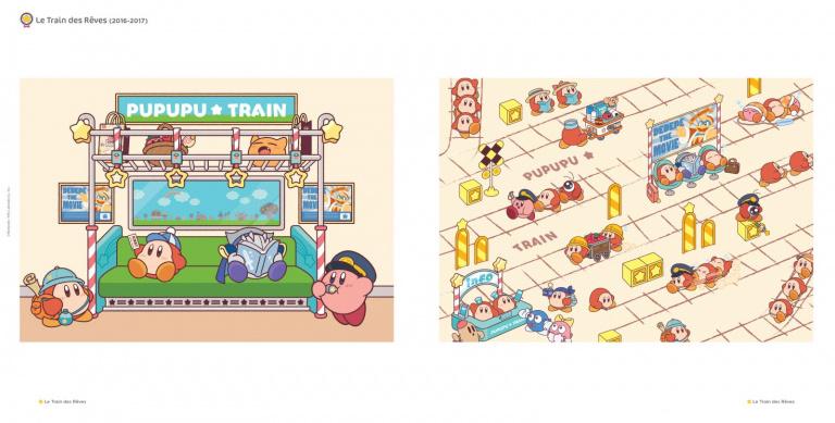 L'artbook Kirby Art & Style Collection sortira en version française le 3 décembre