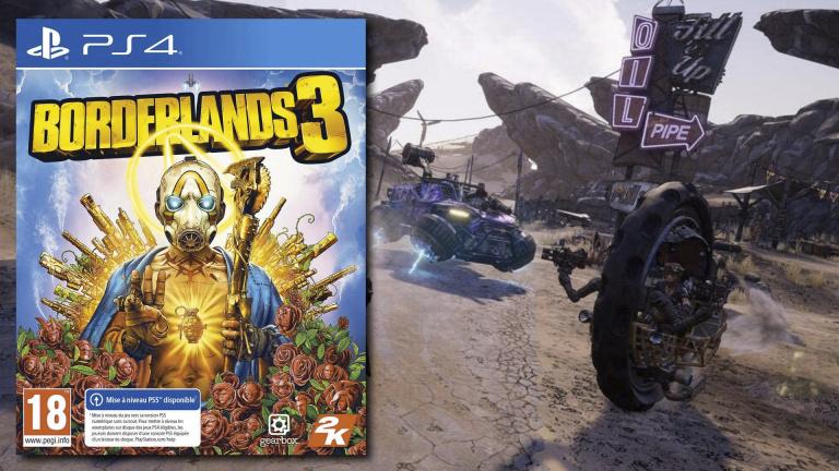 Borderlands 3 à moins de 7 € sur Amazon avant le Black Friday