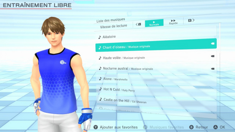 Fitness Boxing 2 : Rhythm and Exercise - Sueur et douleur au programme