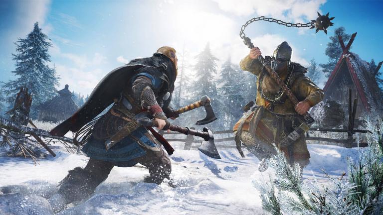 """Assassin's Creed Valhalla : """"faire en sorte que les options d'accessibilité deviennent des standards"""""""