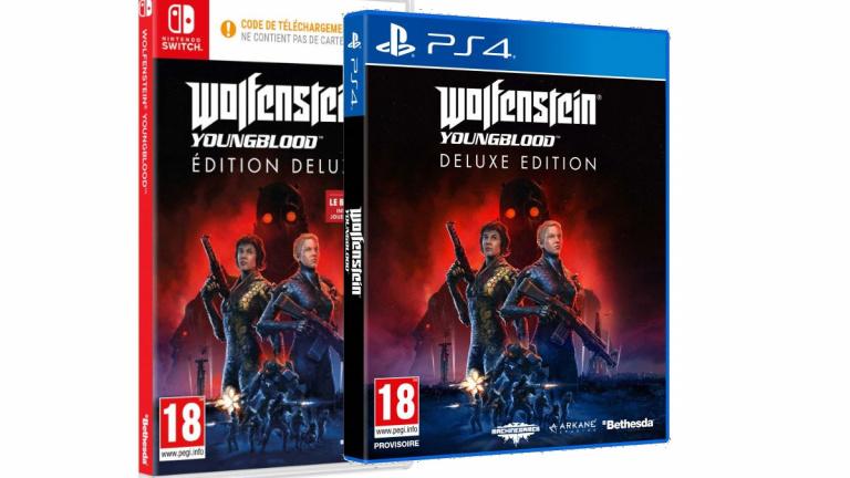 Wolfenstein Youngblood sur PS4 et Switch à 9,99€ sur Fnac.com