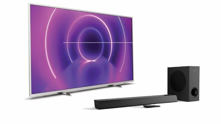La TV Philips 70'' 4K UHD + barre de son à seulement 899€ avant le Black Friday