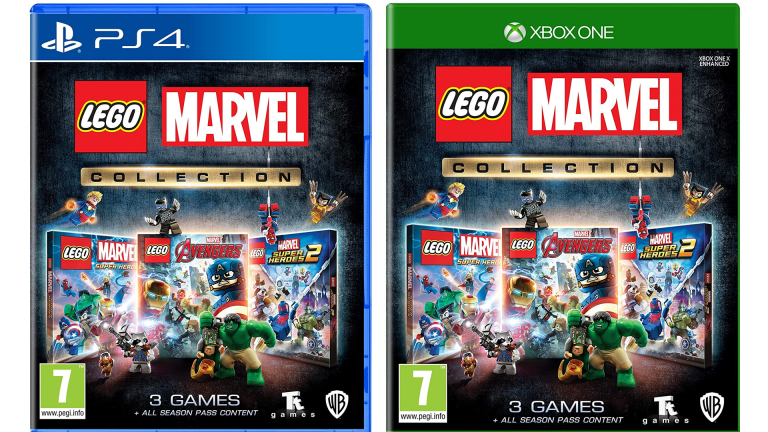 LEGO Marvel Collection à prix réduit sur Amazon avant le Black Friday