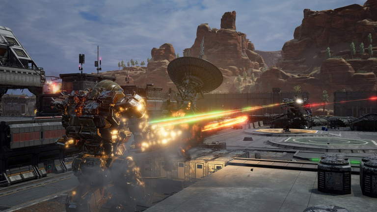 MechWarrior 5 Mercenaries arrive sur Xbox Series et Xbox One, la sortie du DLC reportée