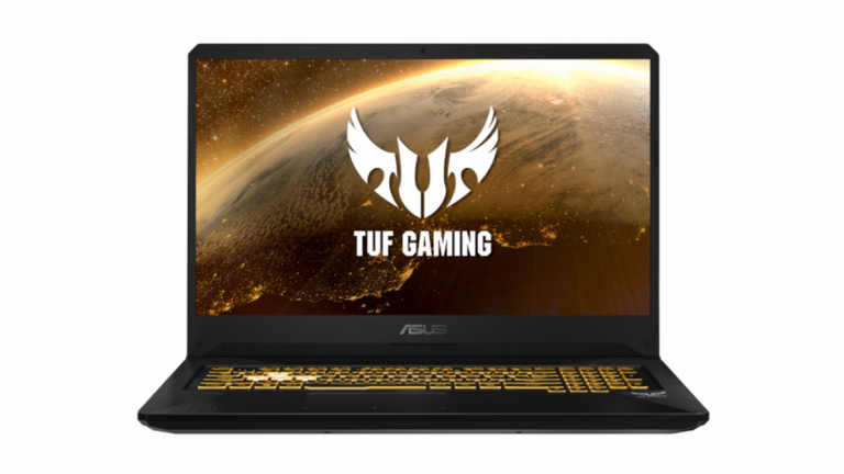 Le PC portable gaming Asus TUF à 799€ soit -400 euros chez Auchan avant le Black Friday