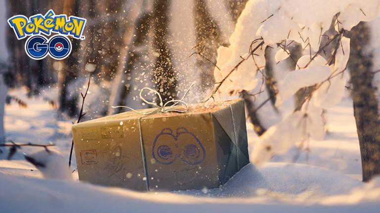Pokémon GO présente ses événements de décembre