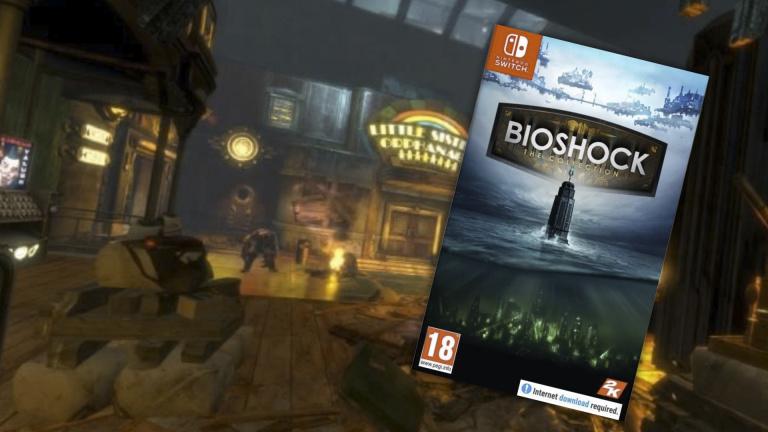 BioShock Collection sur Switch à moins de 20 € avant le Black Friday