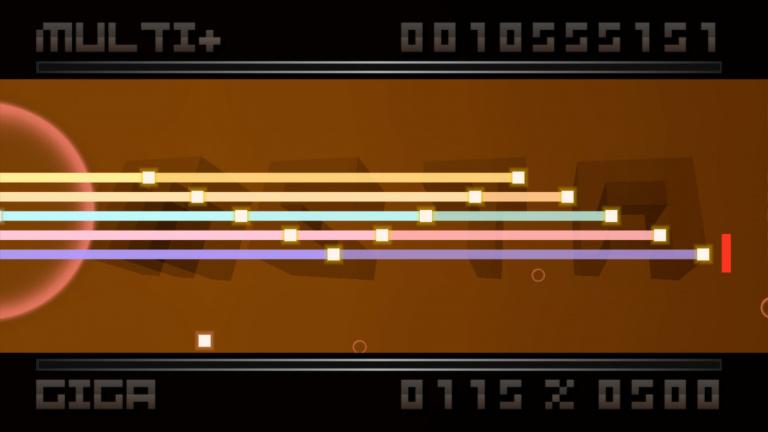 Les six premiers Bit. Trip débarquent bientôt sur Switch