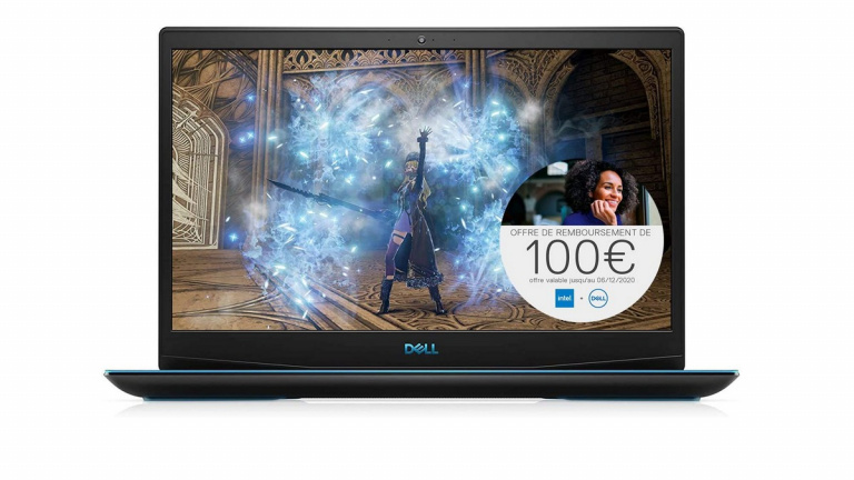 Le Dell Inspiron G3 15-3500 à moins de 650€ avec l'ODR sur Amazon avant le Black Friday