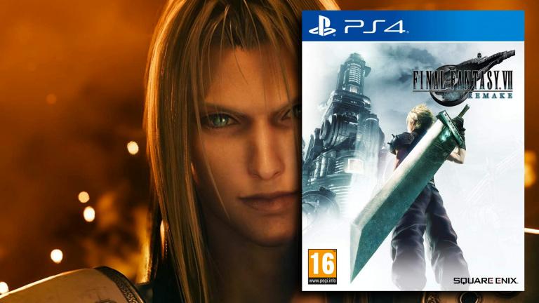 Final Fantasy 7 Remake à moins de 27 € chez Cdiscount