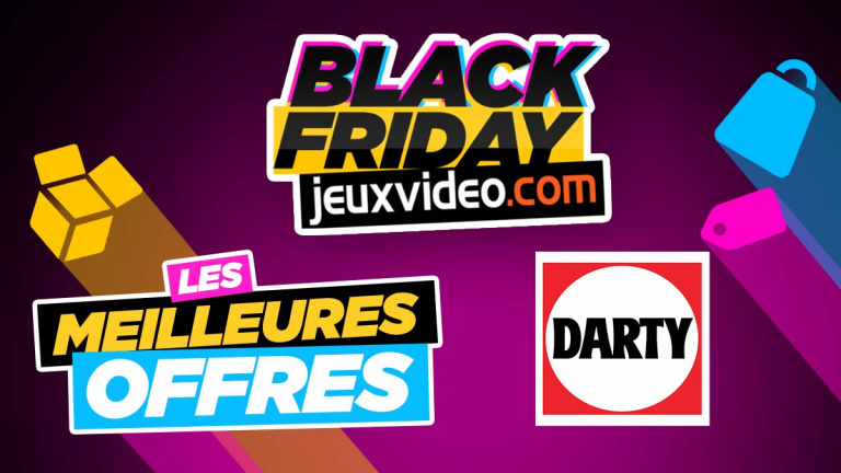 Black Friday 2020 : Les meilleures offres Darty