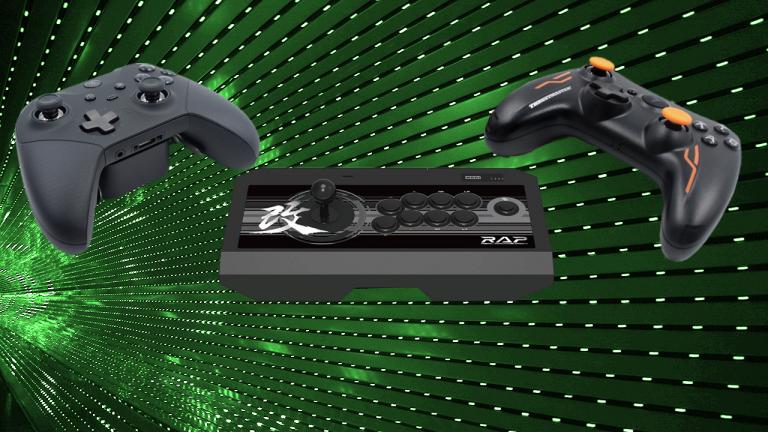 Noël 2020 : les meilleures manettes, sticks arcade et volants pour Xbox One, Xbox Series et PC