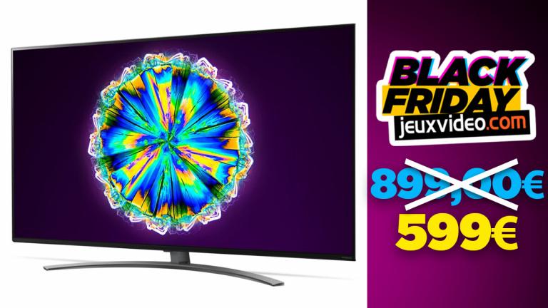 Black Friday : La TV LG 49NANO à -33% chez Boulanger
