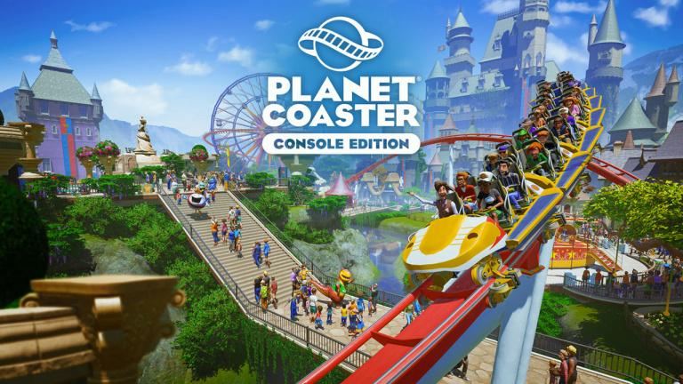 Planet Coaster : Console Edition sur PS5 à 36,99 € chez Cdiscount