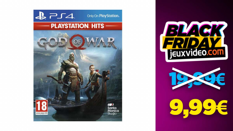 Black Friday : Les jeux PlayStation Hits en promotion chez Micromania