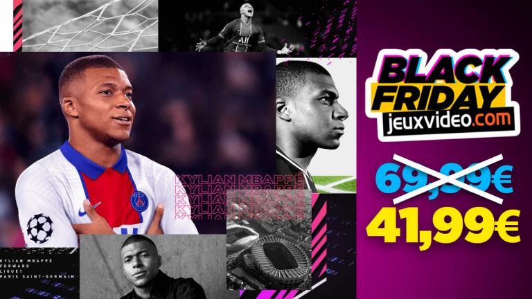 Black Friday : FIFA 21 PS4 compatible PS5 à -40% sur Cdiscount