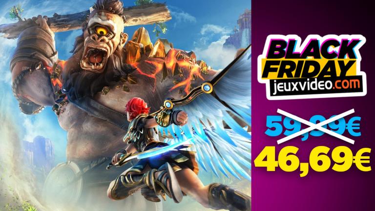Black Friday : Immortals Fenyx Rising Nintendo Switch déjà en réduction chez Amazon