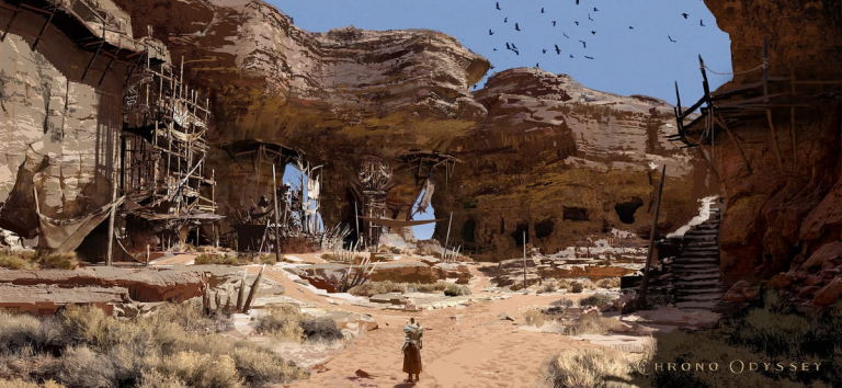 L'ambitieux MMORPG Chrono Odyssey révélé par Npixel (Gran Saga)