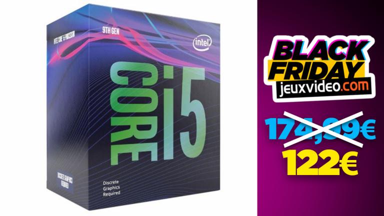 Black Friday : Processeur Intel Core i5-9400 à -30% chez la Fnac
