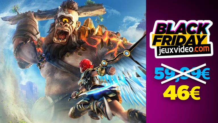 Black Friday : Immortals Fenyx Rising sur Nintendo Switch en promo chez Amazon