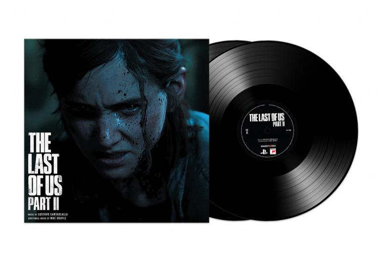 The Last of Us Part II : Le vinyle est disponible en précommande