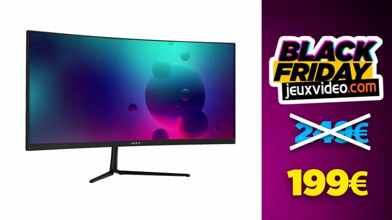 Black Friday : Ecran Inovu 100 Hz à moins de 200€ chez LDLC