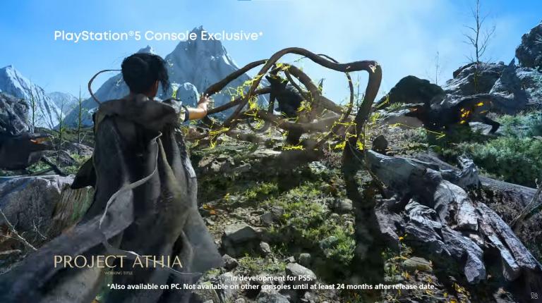 Project Athia (Square Enix) sera une exclusivité console PS5 de deux ans