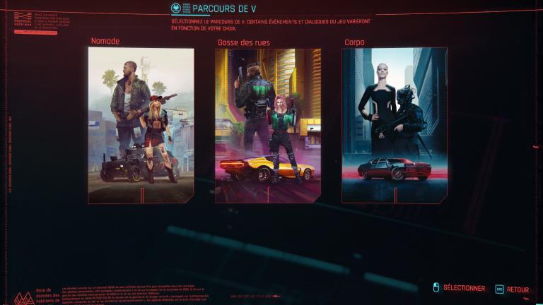 Cyberpunk 2077, guide des origines : Nomade, Gosse des rues, Corpo... bien choisir son parcours, notre guide complet