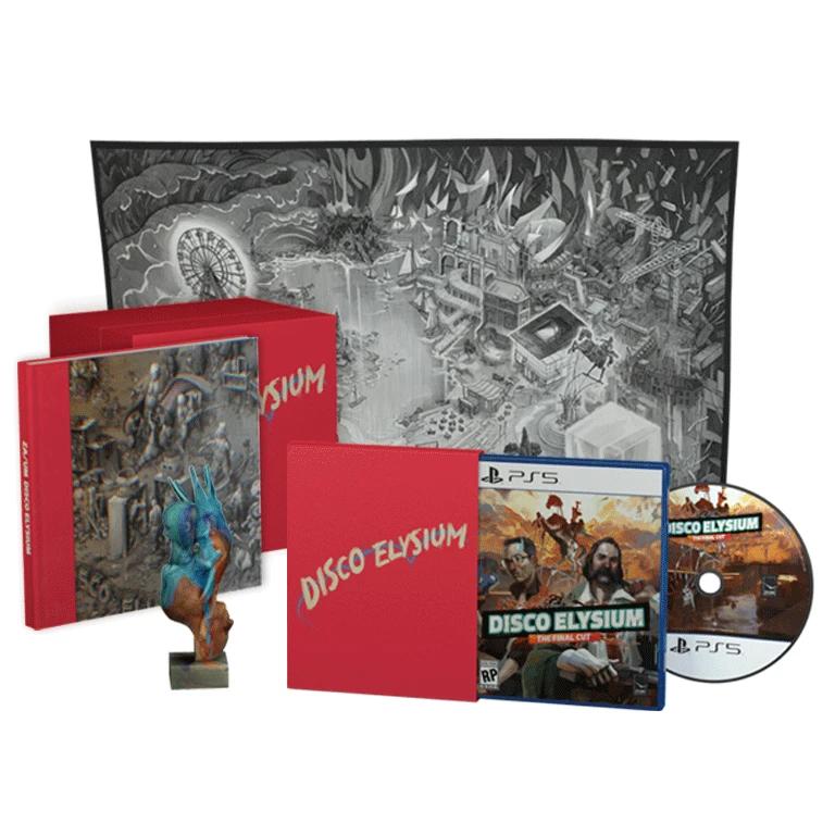 Disco Elysium : The Final Cut annoncé sur PS5 - Game Awards 2020