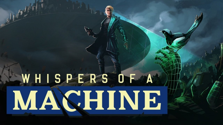 Whispers of a Machine, le point & click à l'ancienne
