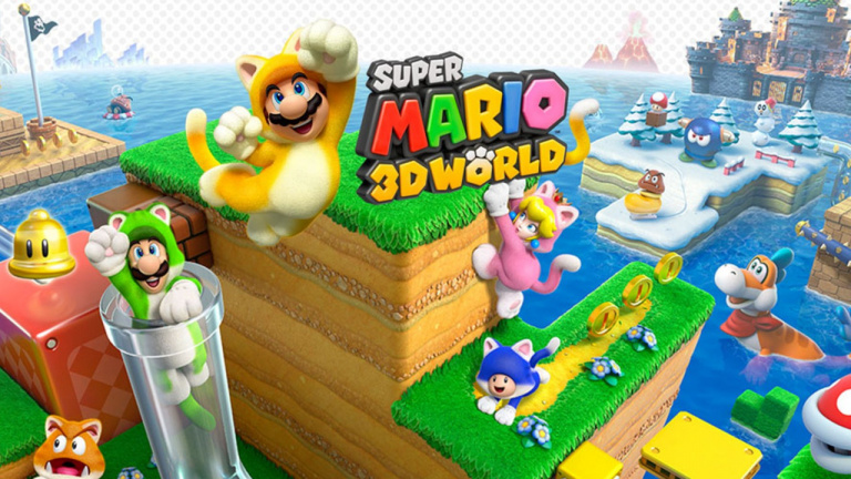 Solution complète de Super Mario 3D World (par niveaux)