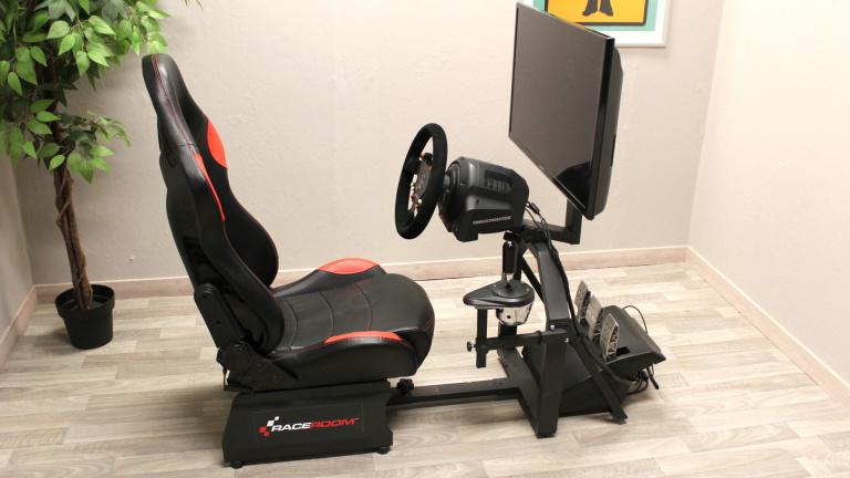 Test du Cockpit Raceroom RR3033 : Mieux qu'un PlaySeat, mais de peu
