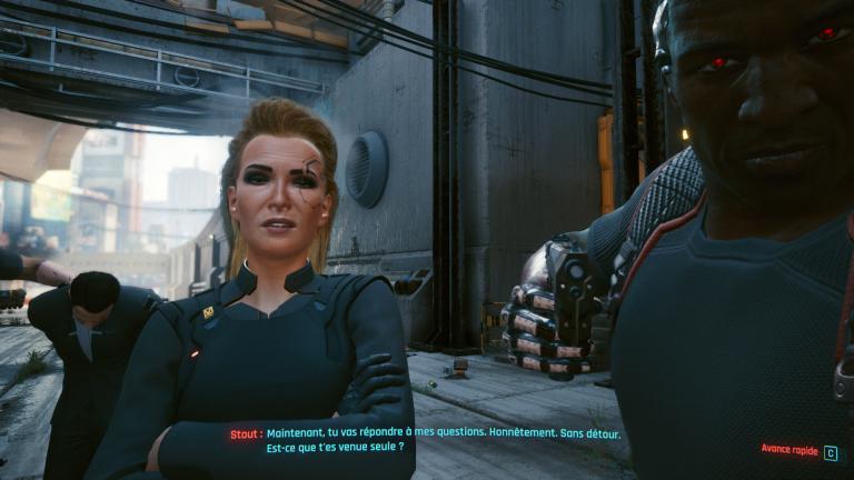 """Cyberpunk 2077, quête """"Venus in fur"""" : arme iconique Sire Vergeraide, comment l'obtenir ? Notre guide (spoilers)"""