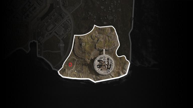 Call of Duty Warzone, saison 1 Black Ops, mission Centre de crise : Ghost a traqué ARM 3-1 jusqu'à un camp près de la prison, notre guide