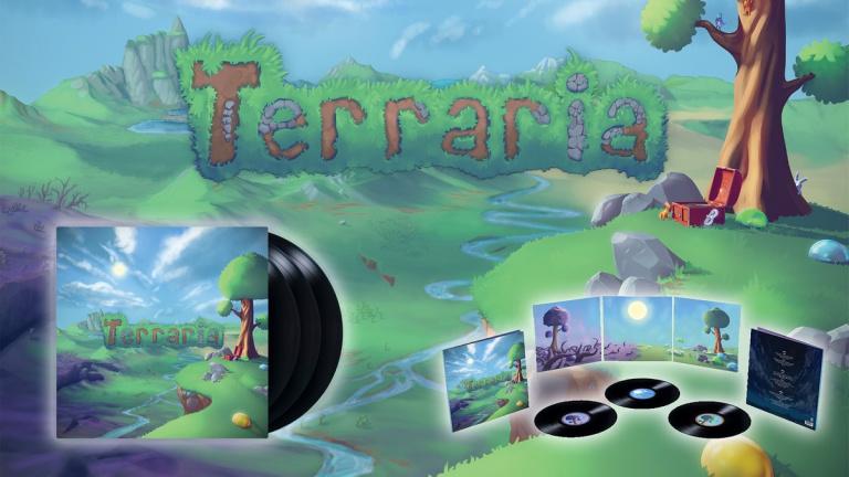 Terraria : La bande originale au format vinyle